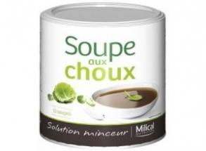 Soupe Aux Choux Amincissante 300 g