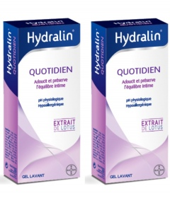 HYDRALIN QUOTIDIEN - 2x200 ML