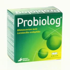 Probiolog complément alimentaire confort intestinal - 30 gélules