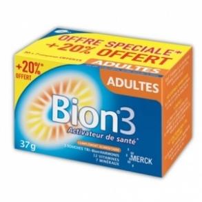 BION 3 ADULTES COMPRIMES 30