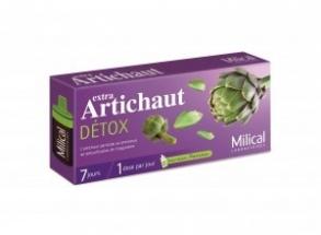 Extra artichaut détox - 7 ampoules de 10 ml
