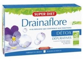 Drainaflore - 20 ampoules de 15 ml
