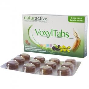 Voxyltabs maux de gorge - 24 pastilles à sucer
