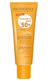 bioderma photoderm Max aquafluid 50+ teinte claire 40ml