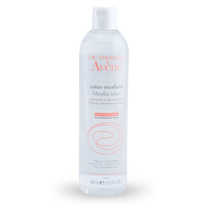 Lotion Micellaire nettoyante et démaquillante - 400 ml