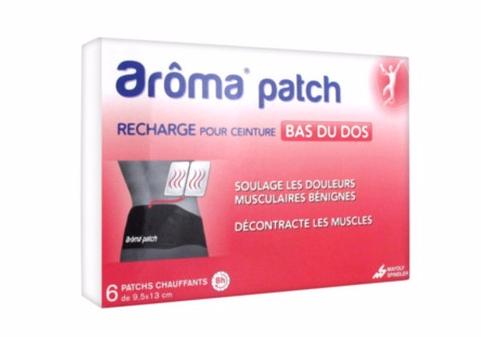 Aroma patch bte6 Mayoli