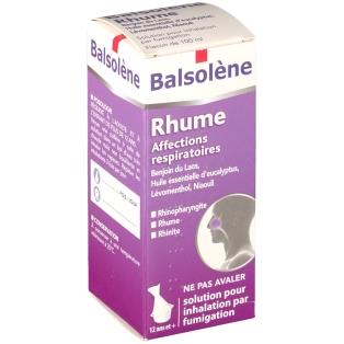 Balsolene Rhume