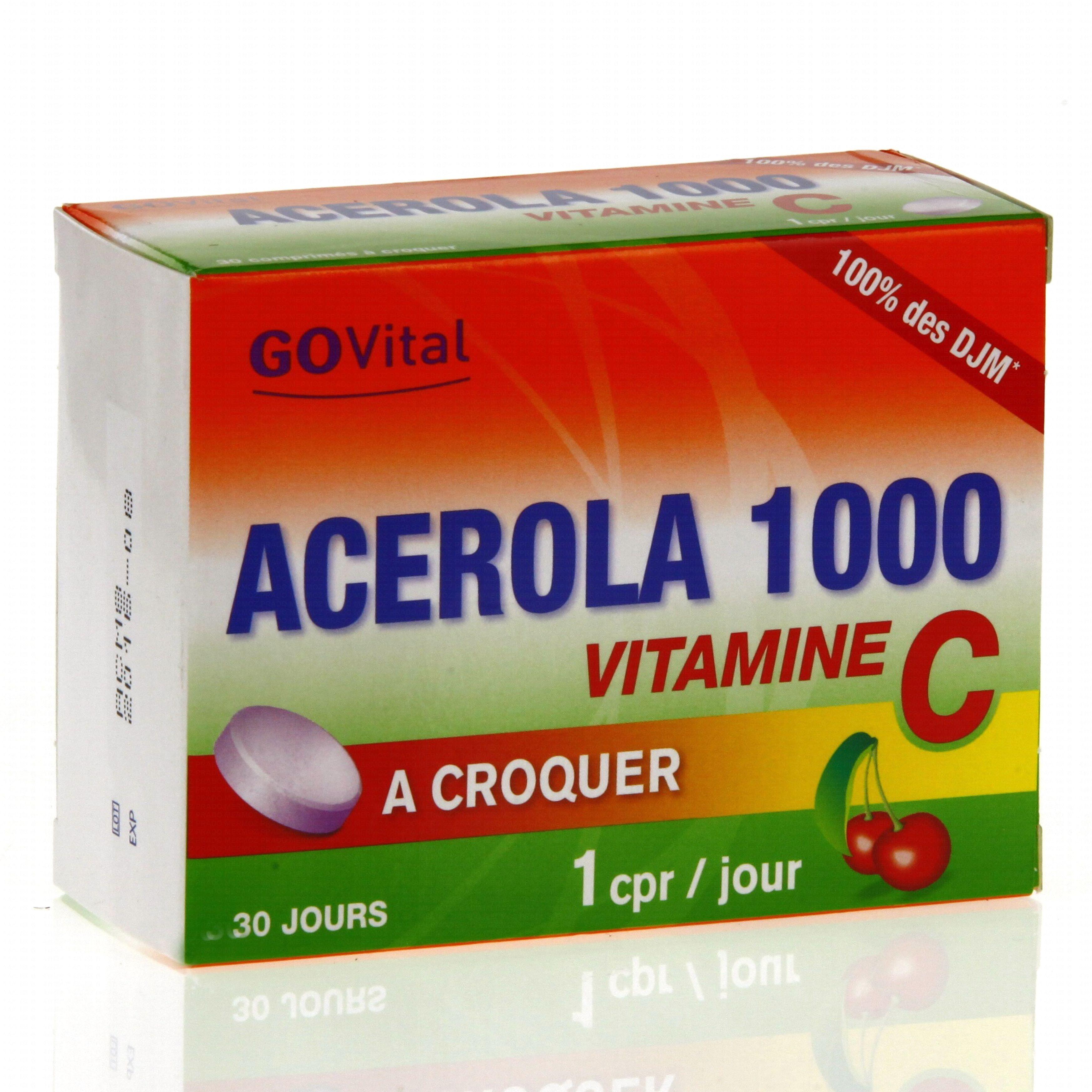 Acerola Govital