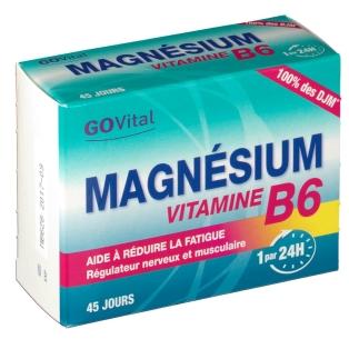 Magnésium B6 Govital