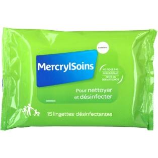 Mercryl lingettes