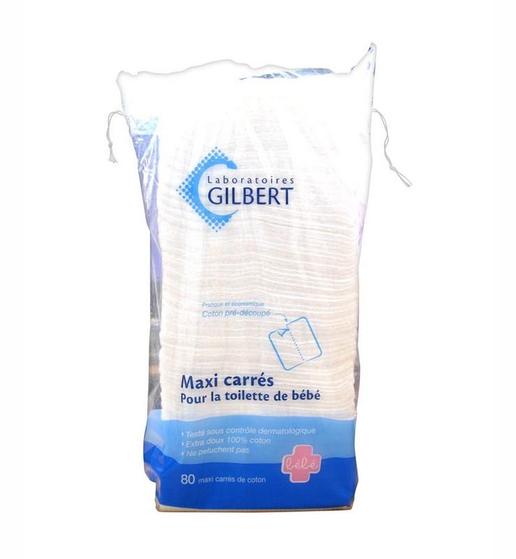 Carré de coton Gilbert