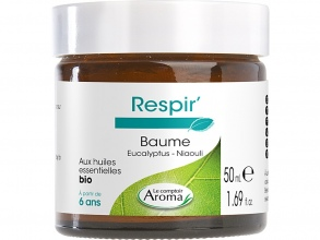 RESPIR BAUME CONFORT RESPIRATOIRE ADULTE 50ML