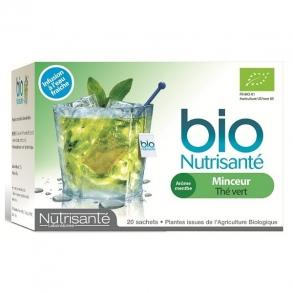 NUTRISANTE INFUSION BIO FROIDE MINCEUR SACHET 20