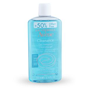 Cleanance Gel Nettoyant 200ml + 50% offerts